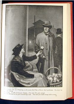 From the first British publication of George Bernard Shaw's 	'Pygmalion.'